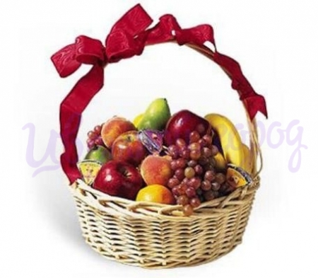 Корзина с фруктами (3 кг)