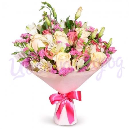 """Букет """"Розовый сад """""""