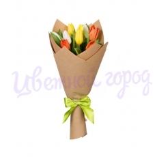 """Букет """"9 тюльпанов"""""""