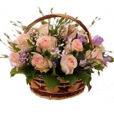 """Корзина """"Бал цветов"""""""